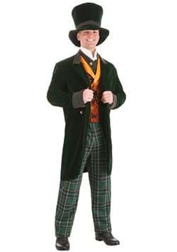 Deluxe Mad Hatter Men's Costume