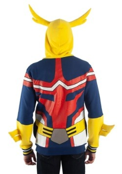 My Hero Academia All Might Character Hoodie