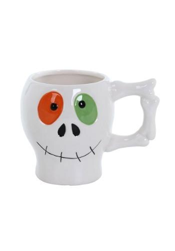Halloween Festive Skull Dol Mug