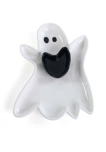 Halloween Ghost Chip & Dip Platter