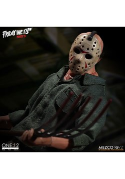 One:12 Collective Friday the 13th Part 3 Jason Voorhees alt