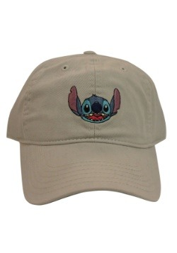 Stitch Gray Dad Hat