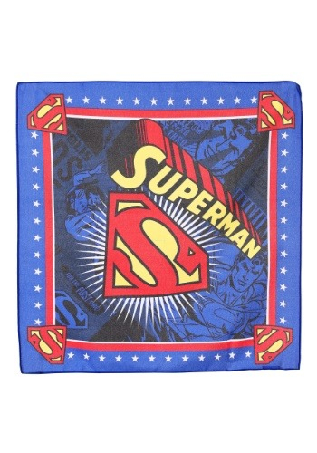 Superman Bandana