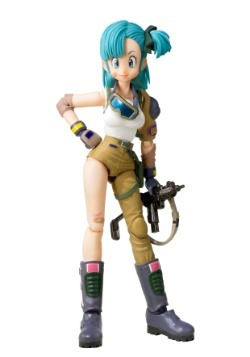 Dragon Ball Bulma Bandai S.H. Figurarts Action Figure1
