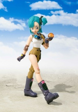 Dragon Ball Bulma Bandai S.H. Figurarts Action Figure2