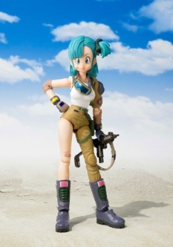 Dragon Ball Bulma Bandai S.H. Figurarts Action Figure3