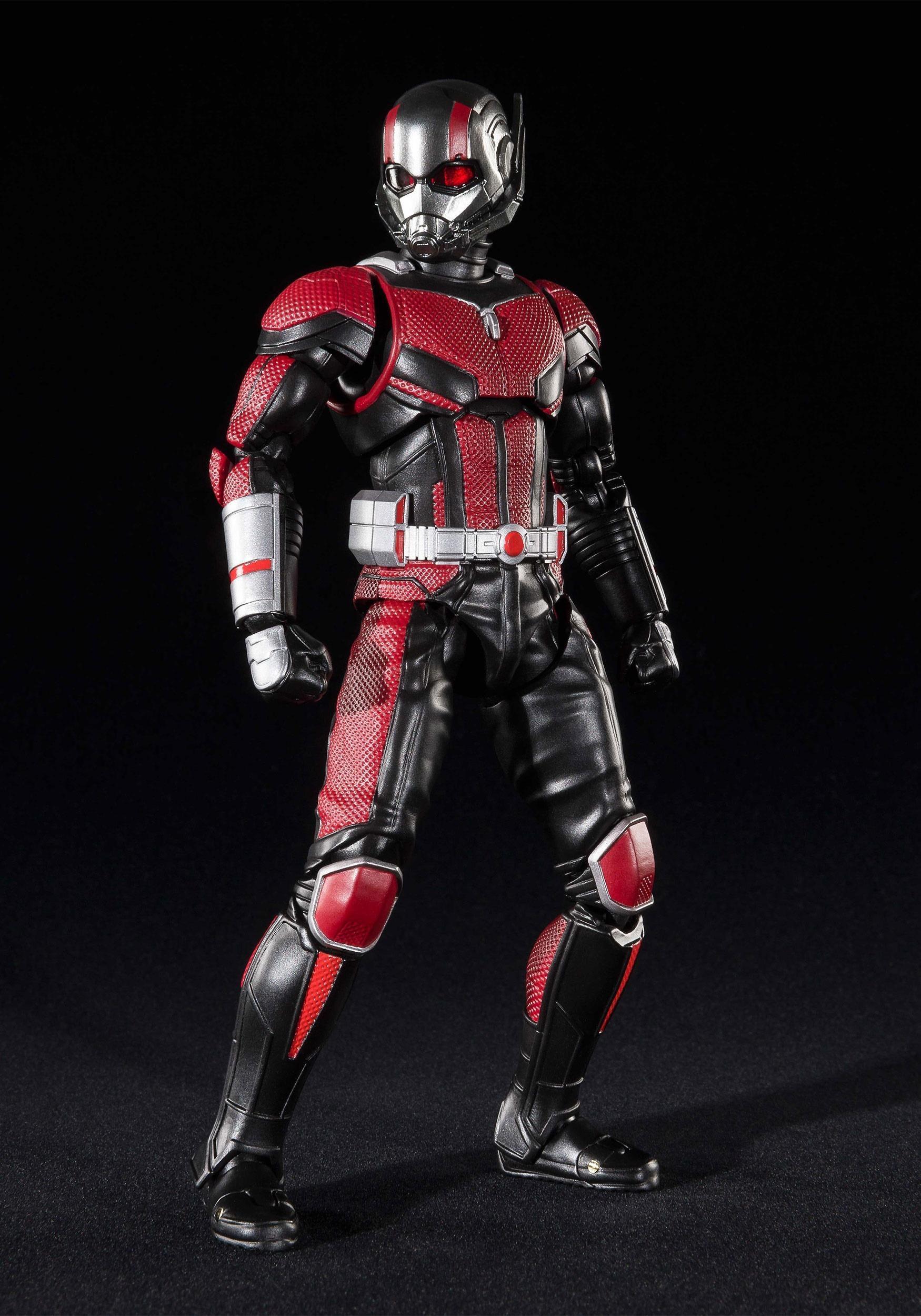 AntMan_&_Ant_Set_Bandai_SH_Figurarts_Superhero_Action_Figure