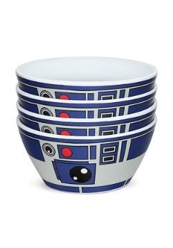 Star Wars R2-D2 Bowls Set