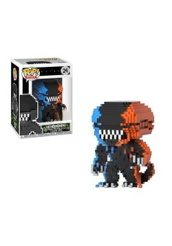 Alien Video Game Xenomorph Deco 8-Bit POP! Vinyl Figure1