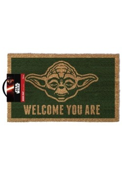 Star Wars Yoda Doormat