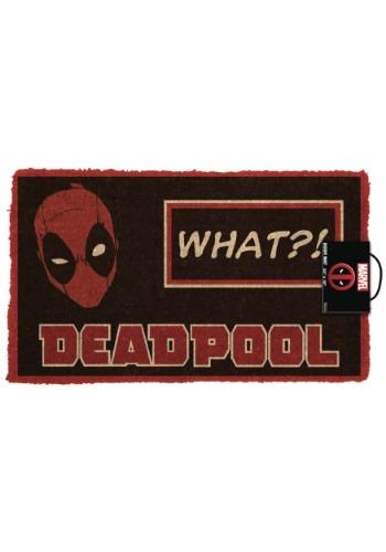 Deadpool Doormat