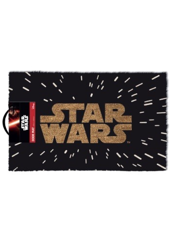 Star Wars Logo Doormat