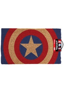 Captain America Shield Doormat