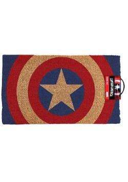 Captain America Shield Doormat