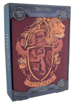 Harry Potter Gryffindor Luminart