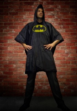DC Comics Batman Poncho 2