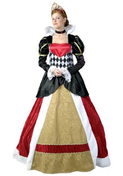 Elite Queen of Hearts Plus Size Costume