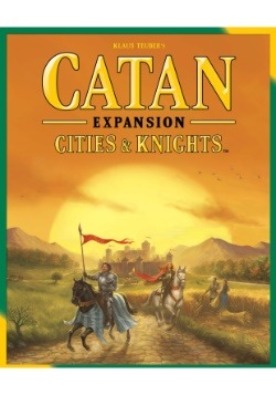 Catan: Cities and Knights Game Board Game Expansion