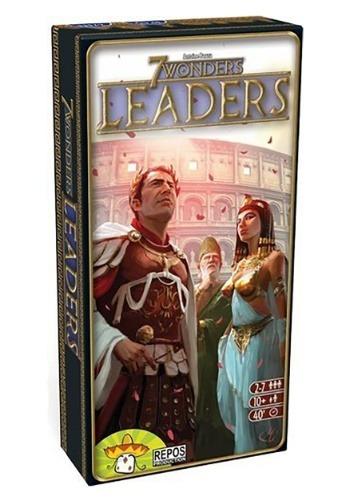 7 Wonders: Leaders Board Game Expansion-update1