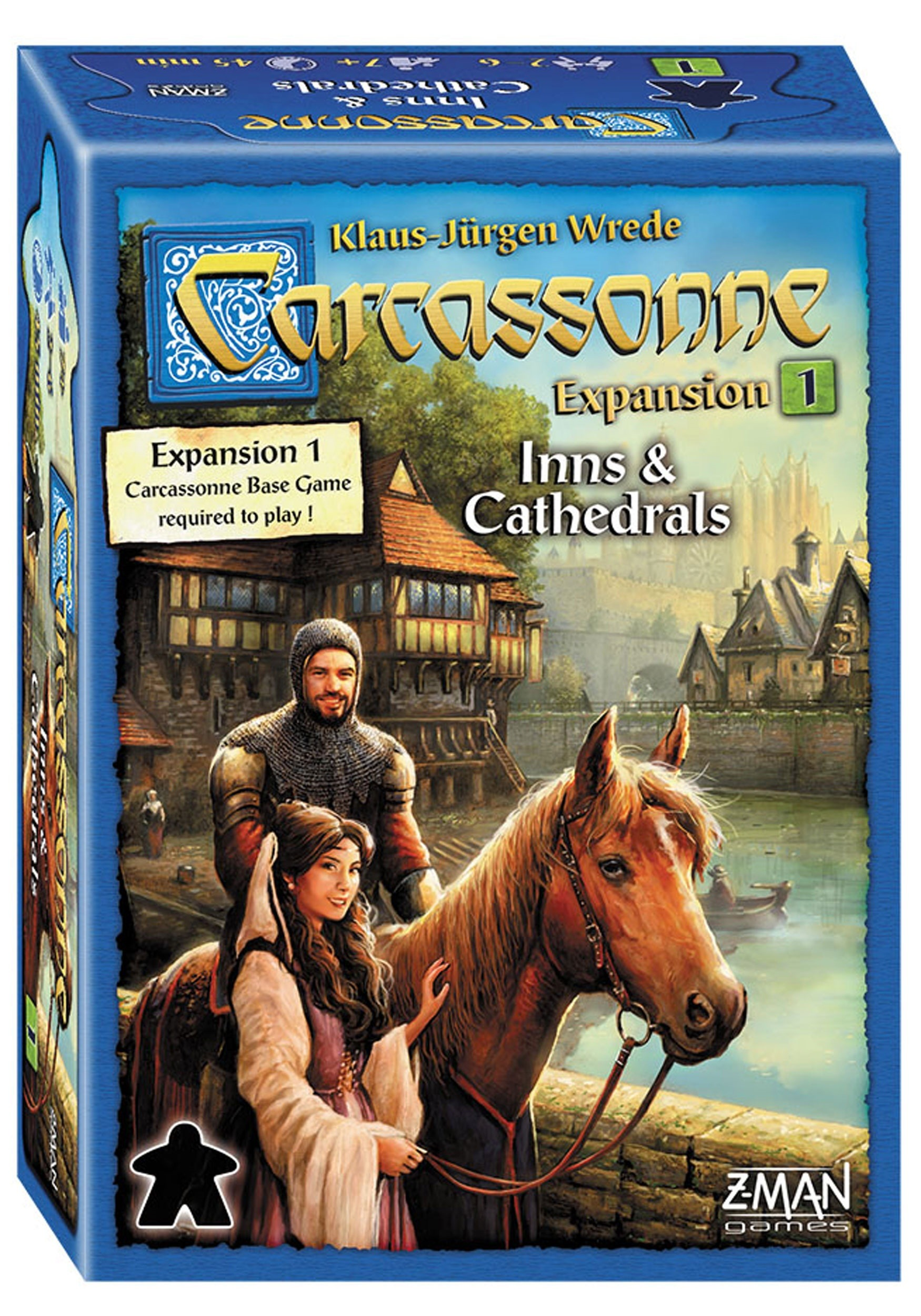 Inns_and_Cathedrals_Expansion_for_Carcassonne_Game