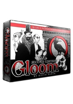 Gloom 2nd Edition Card Game Update1