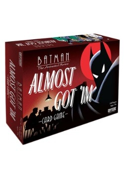 Batman the Animated Series: Almost Got 'Im Card Game Update1
