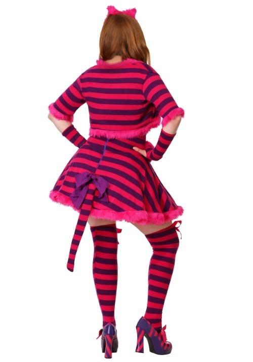 Sexy Wonderland Cat Plus Size Costume