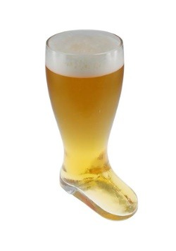 Giant Das Boot 48 oz Glass