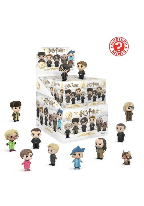 Mystery Minis: Harry Potter Series 3
