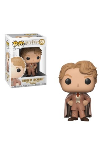 Pop! Harry Potter: Gilderoy Lockhart