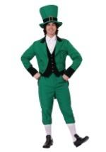 Men's Leprechaun Plus Size Costume