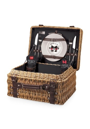 Champion Picnic Basket - Mickey and Minnie Mouse