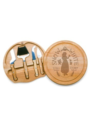 Disney's Snow White Circo Cheese Board & Tools Set
