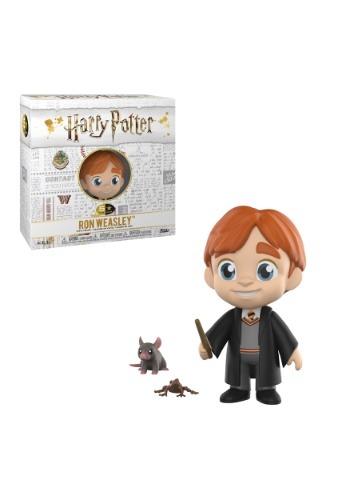 5 Star: Harry Potter- Ron Weasley