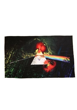 Pink Floyd Dark Side of the Moon Lightweight Fleece Blanket