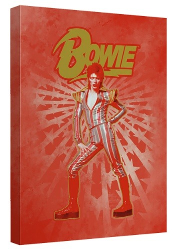 David Bowie Stars Canvas Wall Décor