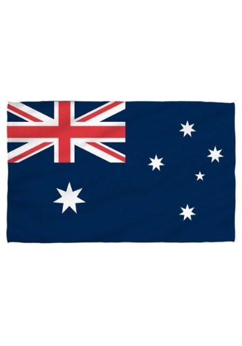 Australian Flag Bath Towel
