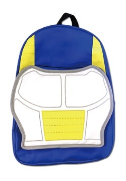 Dragon Ball Z Goku Saiyan Armor Backpack