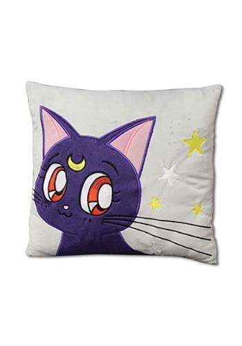 Sailor Moon Supers Luna Throw Pillow