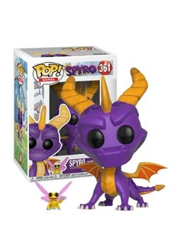 Pop! Spyro the Dragon & Sparx