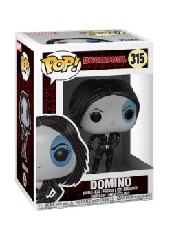 Pop! Marvel- Deadpool- Domino2