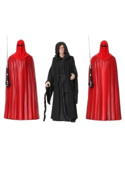 Emperor Palpatine Royal Guard 3 Pack Figures Star Wars