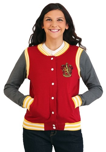 Women's Harry Potter Gryffindor Varsity Jacket