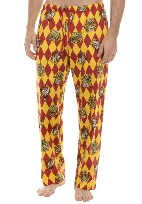 Harry Potter Hogwarts Crest Lounge Pants