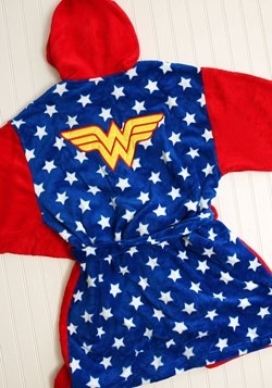 Wonder Woman Hooded Robe