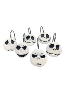 Nightmare Before Christmas Jack Skellington 12-Piece Shower