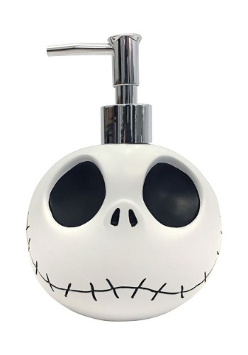 Nightmare Before Christmas Jack Skellington Soap Dispenser