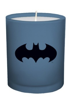 DC Comics Batman Glass Candle