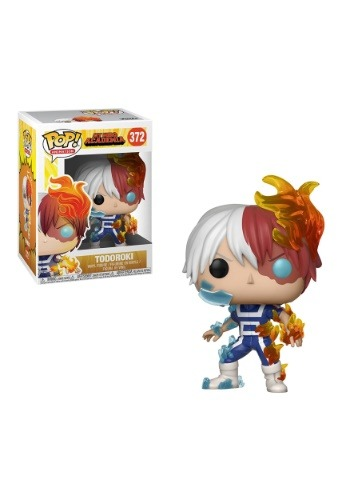 Pop! Animation: My Hero Academia- Todoroki