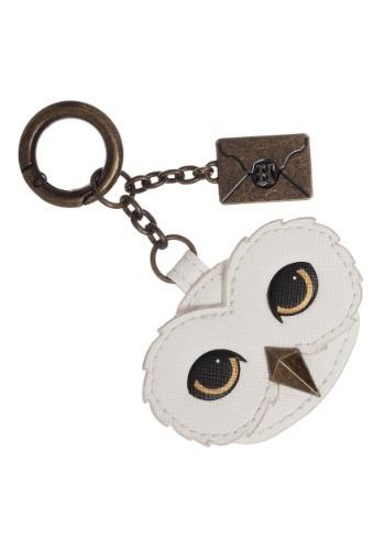Harry Potter Hedwig Rhinestone Keychain